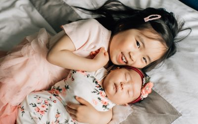 The Best Big Sister in the World! | Bay Area Photographer