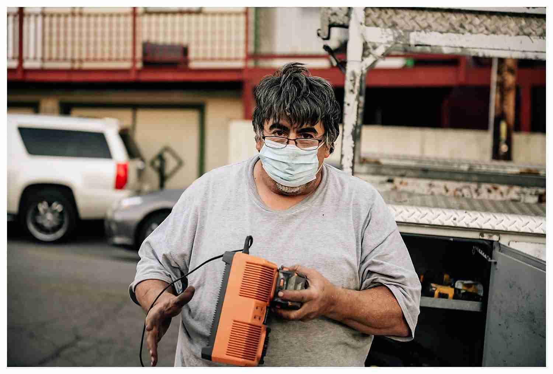 52 Strangers Project | Stranger #6 | Oakland Lifestyle Photographer